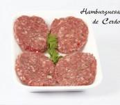 Hamburguesa de Cerdo