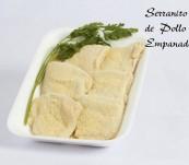 Serranitos de Pollo Caseros