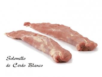 Solomillo de Cerdo Fresco