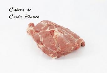 Cabeza de Cerdo Blanco